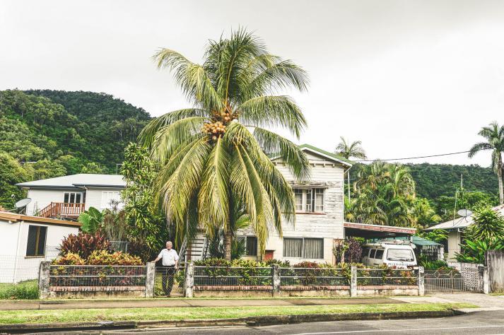 Far North Queensland essentially dengue free